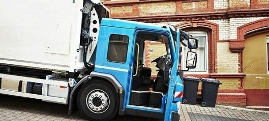 Nye Volvo FE med lavt førerhus