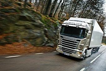 VW forlenger Scania-budet