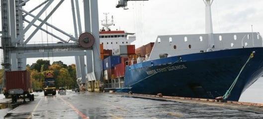 Fare for havnestreik