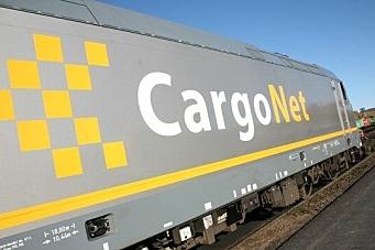 CargoNet skal kjøre kalk