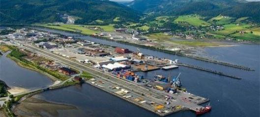 Logistikkaktørene må redde Orkanger