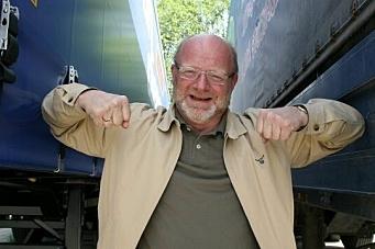 Bekjemper livsfarlig tungtransport
