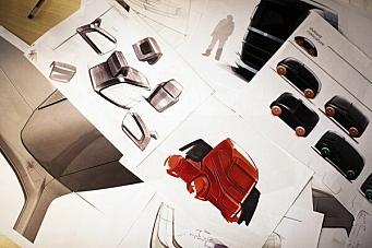 Designpris til Volvo