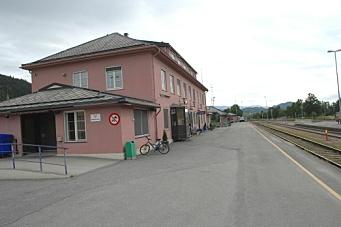 Ny godsterminal i Mosjøen