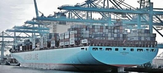 A.P. Møller-Maersk tjente 21 milliarder