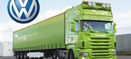 Volkswagen byr på Scania