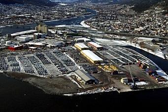 Vil boikotte Holship i Drammen