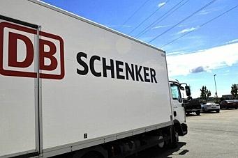 Schenker-hovedkontor til Göteborg