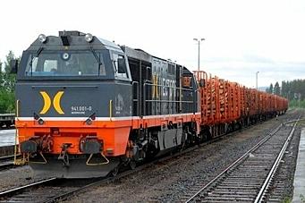 - Godstrafikken på bane kan tredobles