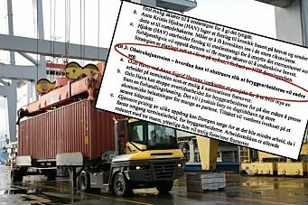 Slik ville de endre havnearbeiderne