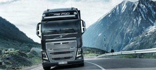 Volvo FH med Euro 6 til våren