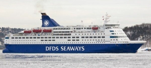 DFDS er best i verden