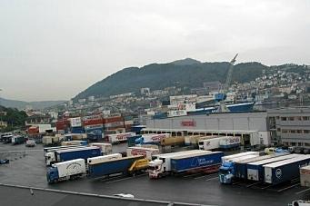 Brygger til storm i Bergen
