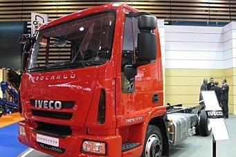 Ny Iveco Eurocargo lansert