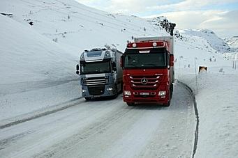 101 norske fikk kjøreforbud