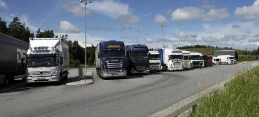 Norske lastebiler økte markedsandelen