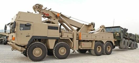 Rheinmetall MAN valgt som leverandør