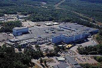 Scania bygger nytt logistikksenter