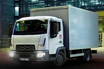 Renaults letteste lastebil