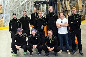 XXL i gang i Örebro