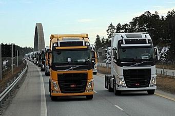 Volvo kutter 2000 stillinger