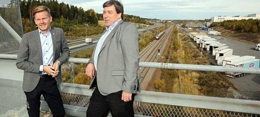 - Vestby vil avlaste Alnabru