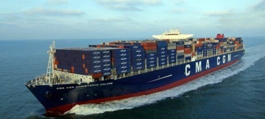 Fortsatt overkapasitet på containerfrakt