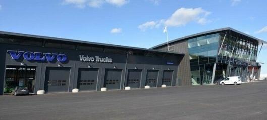 Volvo-service med soverom