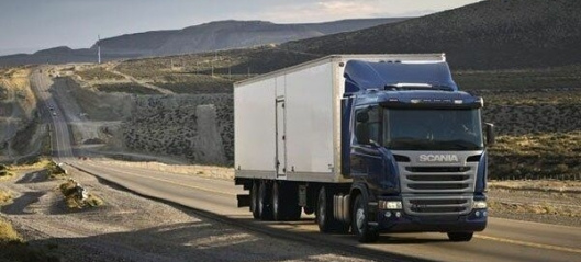 Scania introduserer frirulling