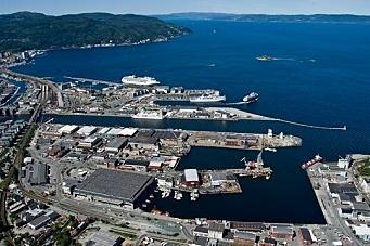 Fremtidens godstransport i Trøndelag