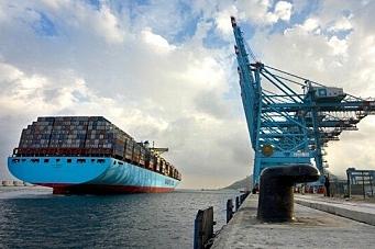 Maersk ser lyst på 2013