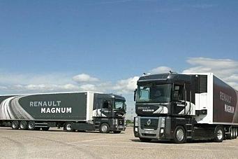Exit Magnum, velkommen Renault T