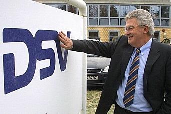 DSV Road-sjefen går av