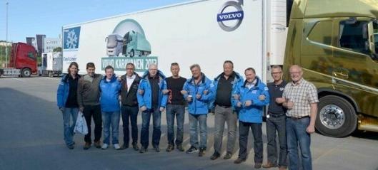 «Volvo Karavanen 2013» er i Nord-Norge