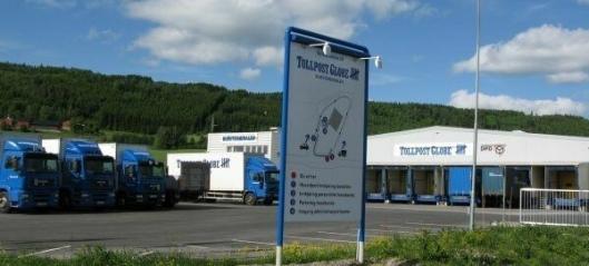 Tollpost-terminal på Langhus