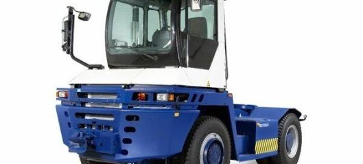 Truckpartner leverer Terberg