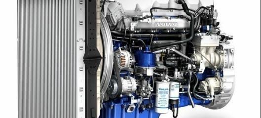 Mange Euro 6-motorer