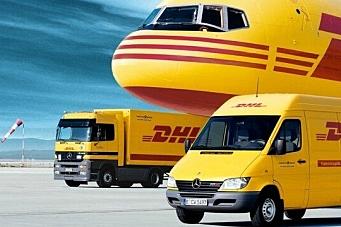 Transportledet konkurs: DHL fortsetter som vanlig