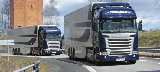 Scania overtar Haugerød & Nilsen