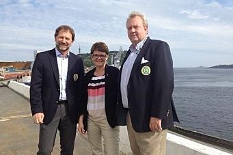 Berg-Hansen roser Kristiansand