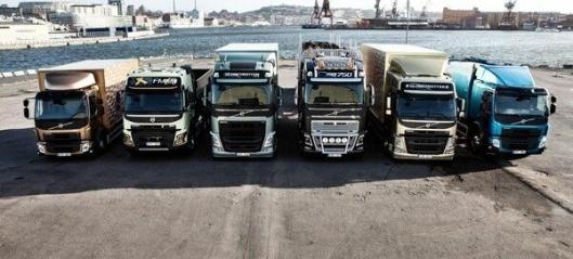 Volvo har fornyet alle europeiske lastebilmodeller på åtte måneder