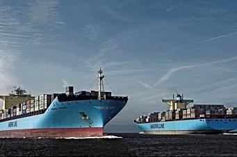 Maersk tjener på amerikansk tilbaketrekning