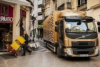 Ny Volvo FL og FE