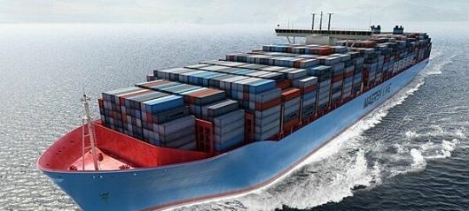 Nytt rederi vil ha gigantskipet Triple-E