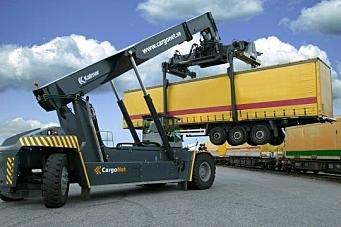 CargoNet med nytt godsselskap