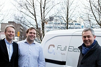 Norges største bilpark blir elektrisk