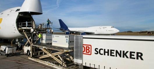 Mer olympisk logistikk for Schenker