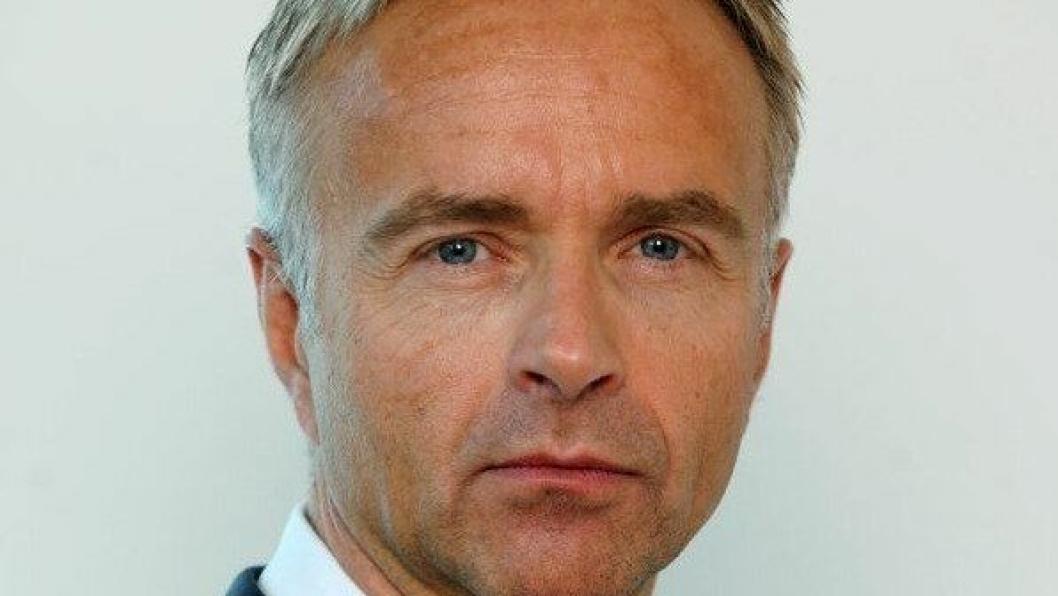Yngve Ruud er blant toppene i Kuehne+Nagel og har overtatt det globale ansvaret for selskapets flyfraktlogistikk. Foto: Kuehne+Nagel