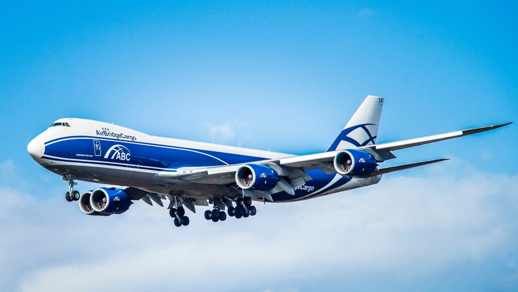 AirBridge Cargo er den andre aktøren på kort tid som setter inn Boeing 747F-maskiner på fraktruter til og fra Gardermoen.