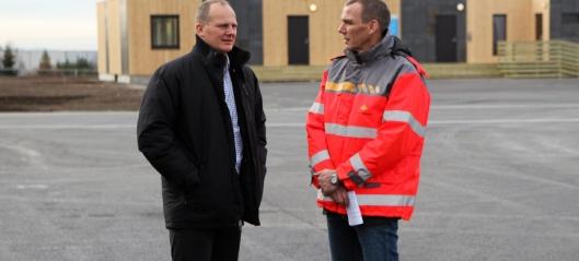 Solvik-Olsen: Vi ønsker en seriøs lastebilnæring